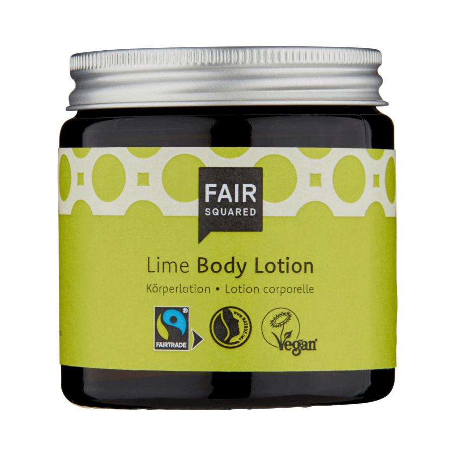 fair squared bodylotion lime