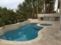 Interior Remodel and Addition with Backyard BBQ Patio and ...