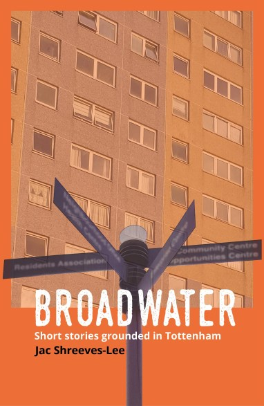 Broadwater by Jac Shreeves-Lee - short story collection   Fairlight Books