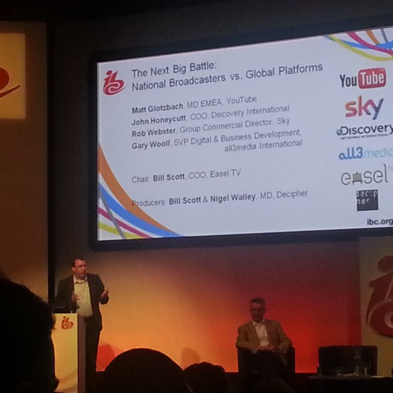 IBC2013 Conference