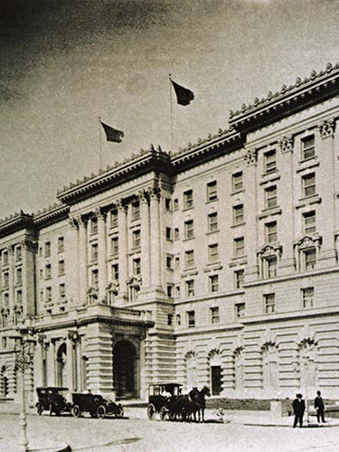 The Birth Of The Brand Fairmont Hotels Resorts Fairmont
