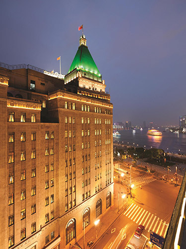 Fairmont Peace Hotel Luxury Hotel In Shanghai Fairmont