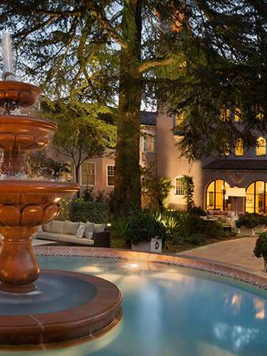 Fairmont Sonoma Mission Inn Spa Luxury Hotel In Sonoma