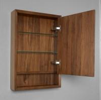 "m4 20"" Medicine Cabinet - right - Natural Walnut ..."