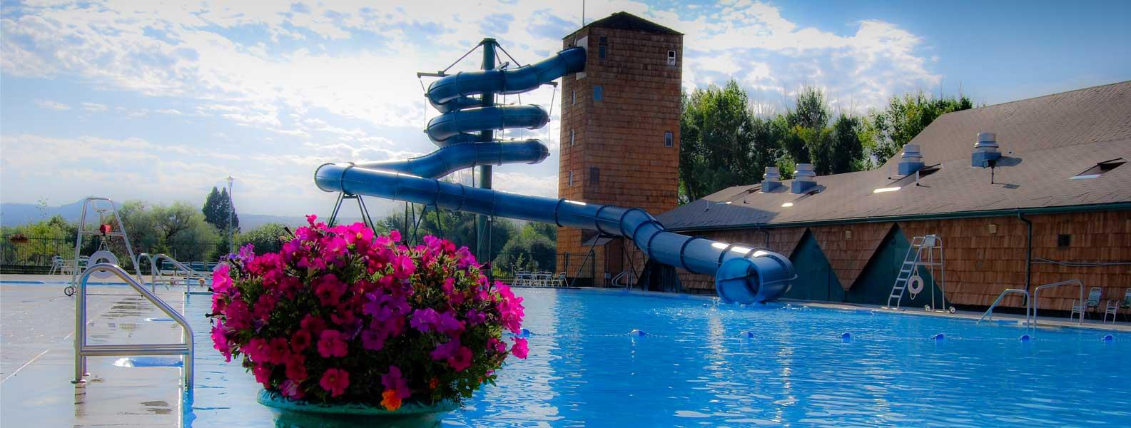 Resort Outdoor Mineral Springs Pool Indoor