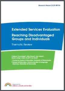 Thumbnail: Extended services evaluation