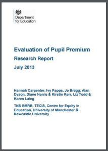 Thumbnail: Pupil Premium