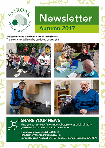 Fairoak Newsletter – Autumn 2017