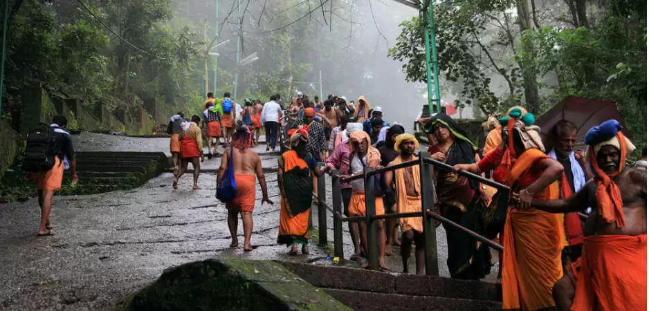 Sabarimala Temple To Accept Digital Donations