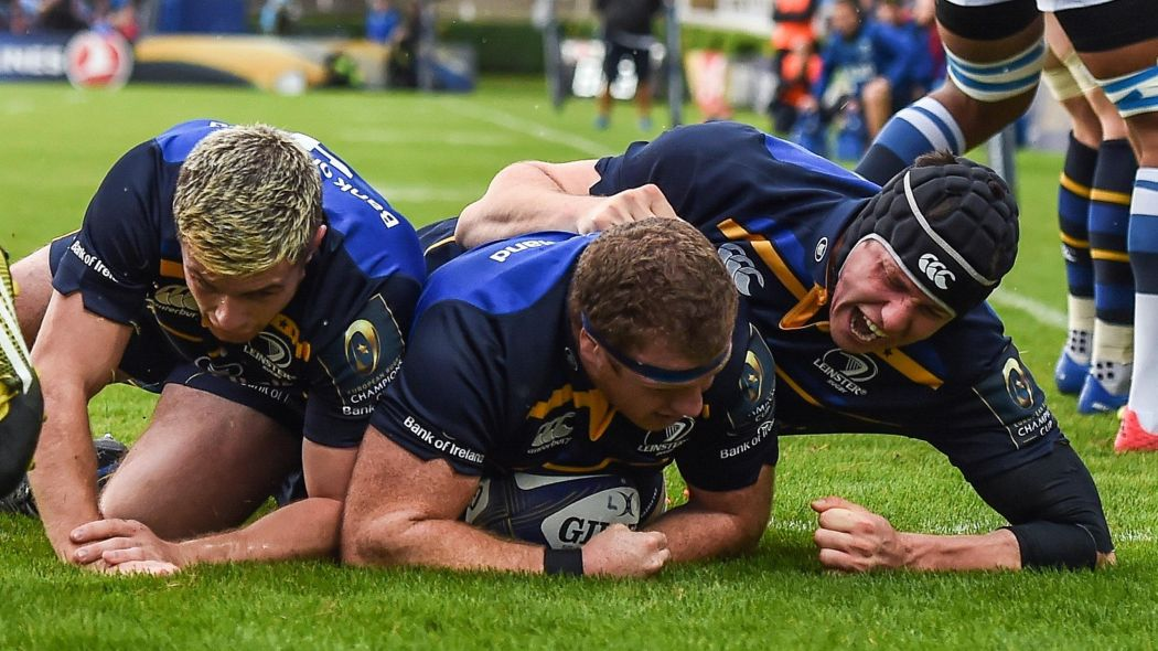 In the Forwards lie the secret (Foto: Irish Times)