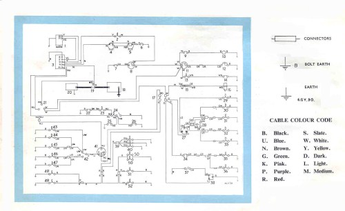 small resolution of triumph spitfire distributor wiring diagram