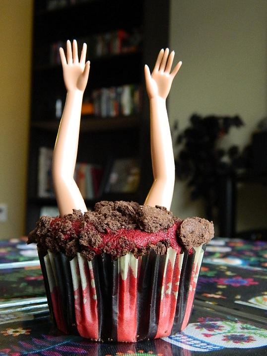 Red Velvet Ex-Girlfriend Cupcakes