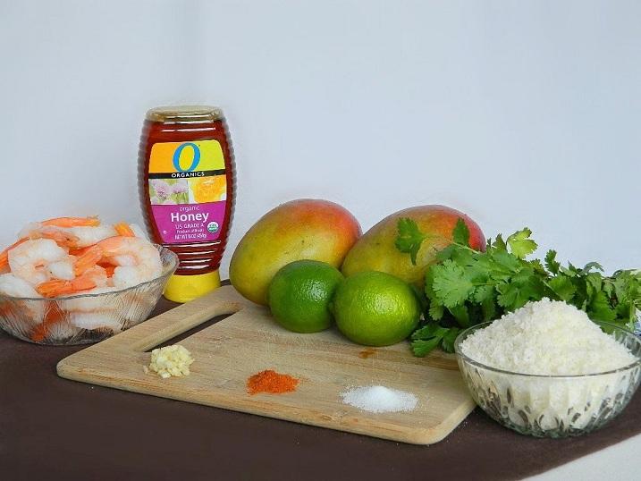 Tattooed Martha - Coconut Shrimp and Mango Sauce (3)