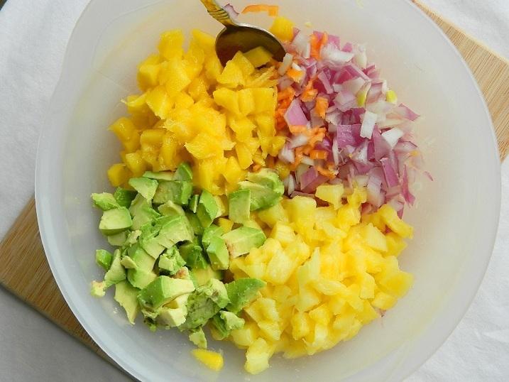 Tattooed Martha - Sweet and Spicy Mango Avocado Salsa (2)