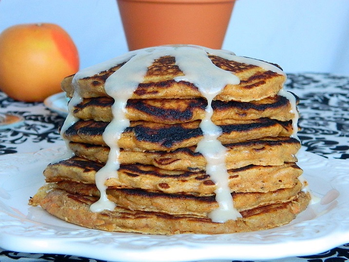 Tattooed Martha - Carrot Cake Pancakes (10)