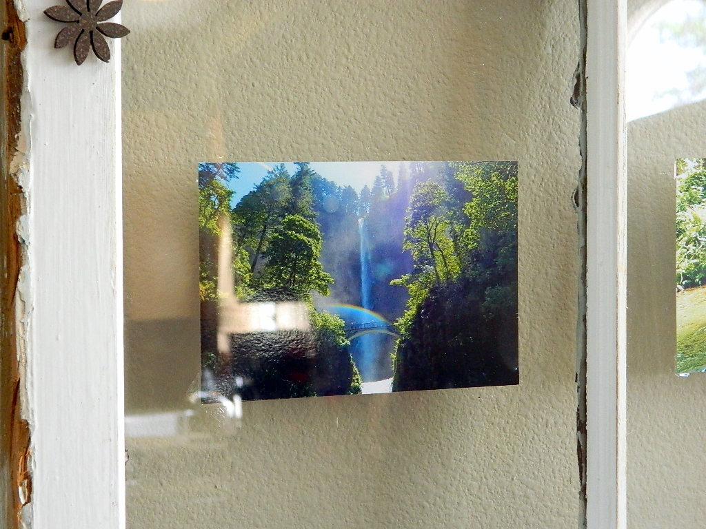 Tattooed Martha - Rustic Picture Window Frame (13)
