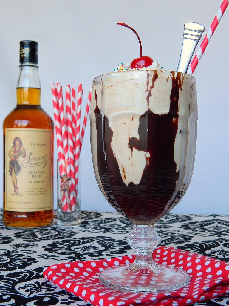 Saucy Sailor Milkshake