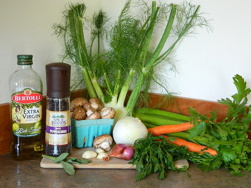 Tattooed Martha - Homemade Vegetable Stock (3)