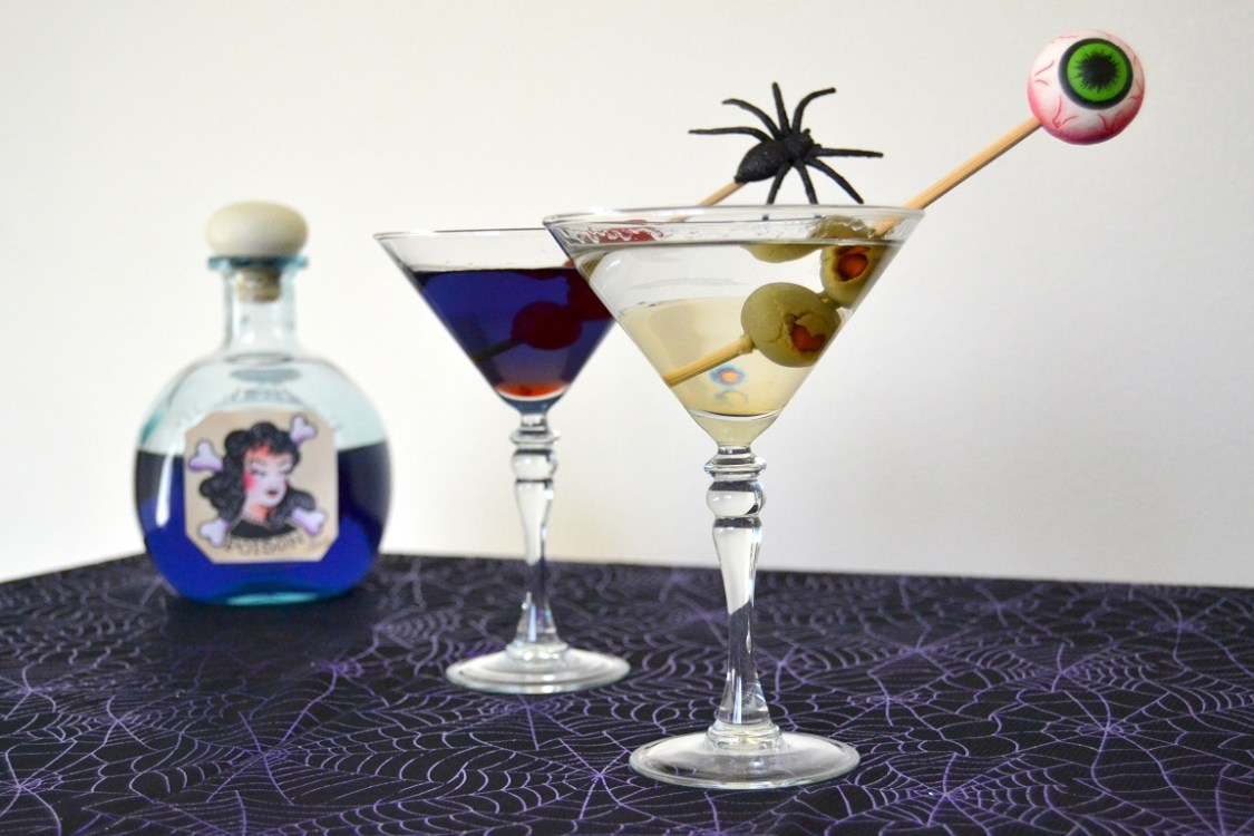 Tattooed Martha - DIY Halloween Cocktail Stir Sticks (6)