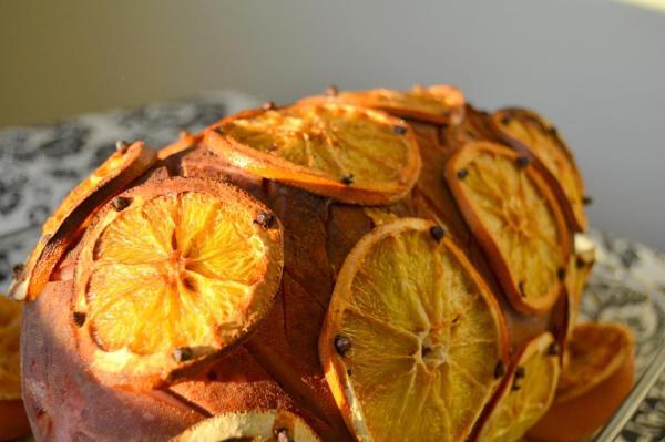 Tattooed Martha - Citrus and Rum Glazed Ham (6)