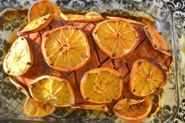 Tattooed Martha - Citrus and Rum Glazed Ham (8)