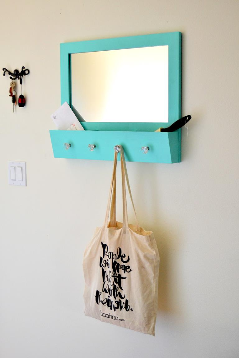 Tattooed Martha - Entryway Mirror Makeover (9)