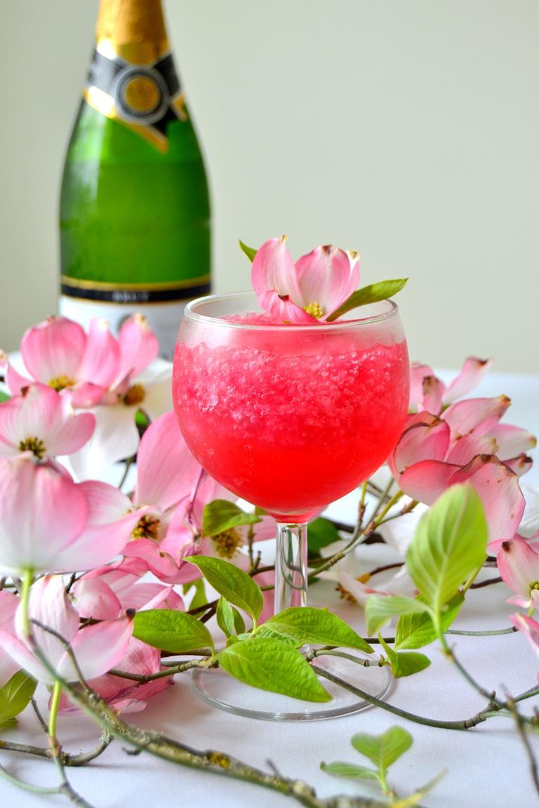 Tattooed Martha - Spring Blossom Granita Cocktail (8)