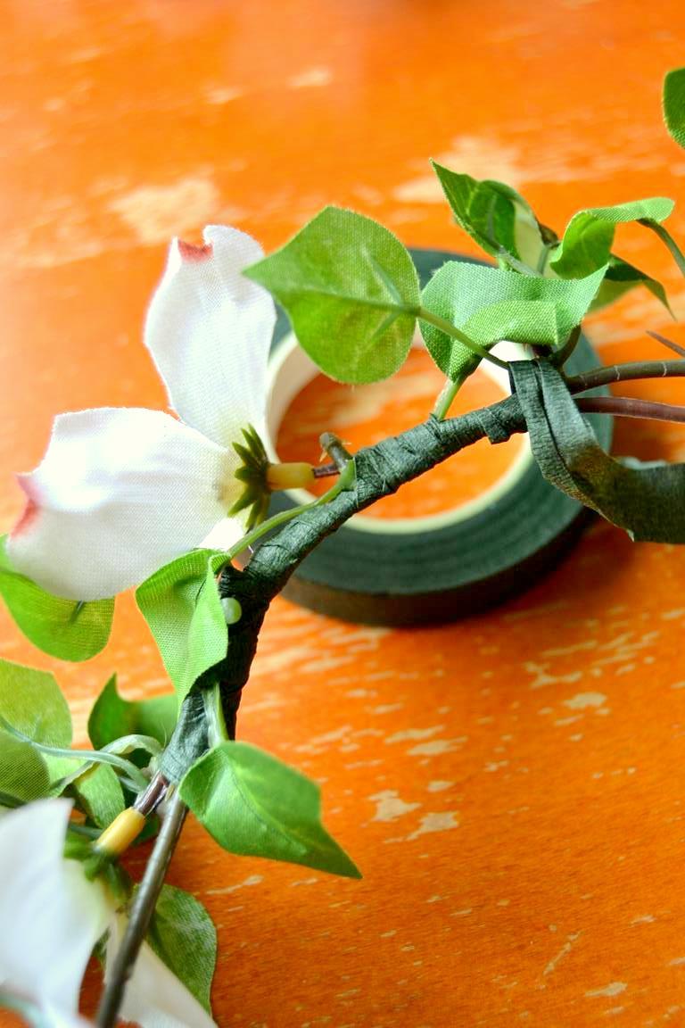 Tattooed Martha - DIY Summer Flower Crown (4)