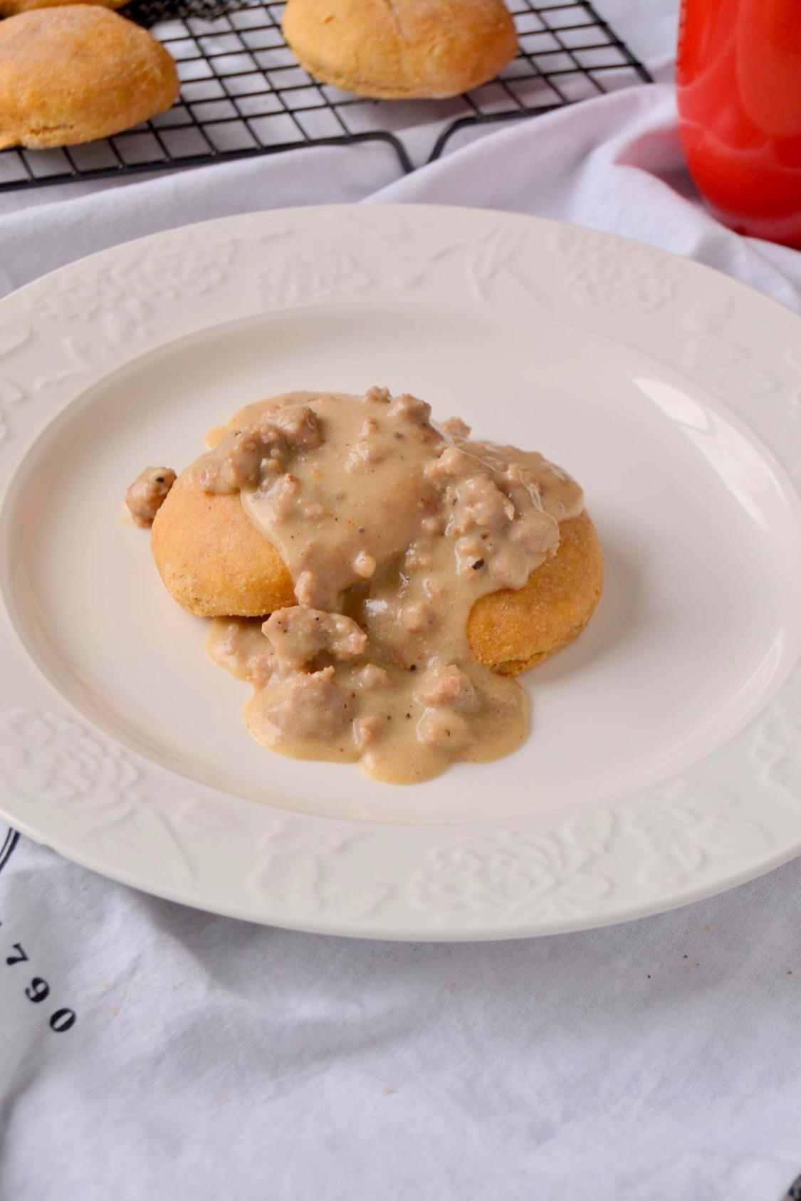 Tattooed Martha - Skinny Biscuits and Gravy (4)