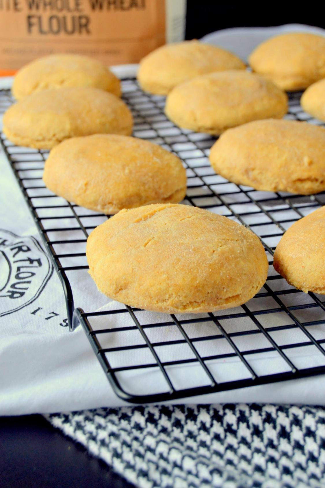 Tattooed Martha - Whole Wheat Biscuits with Almond Milk (5)