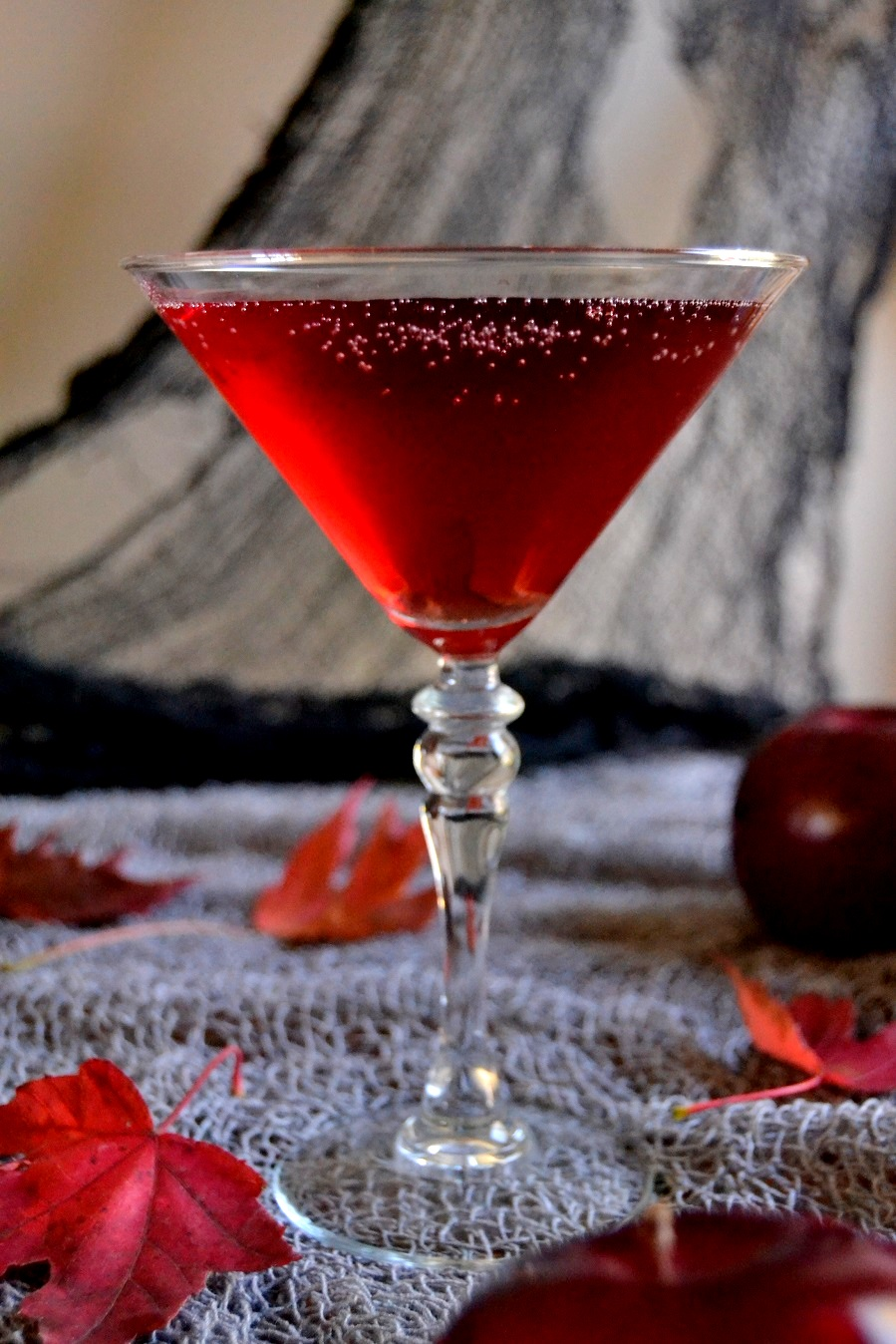 Tattooed Martha - Poison Apple Cider Martinis