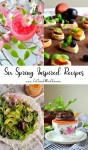 Six Spring Inspired Recipes