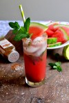 Habanero Watermelon Cooler
