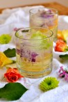 Lemon and Thyme Ginger Spritzer