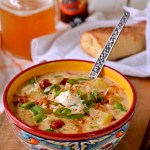 Tattooed Martha - Loaded Baked Potato IPA Soup