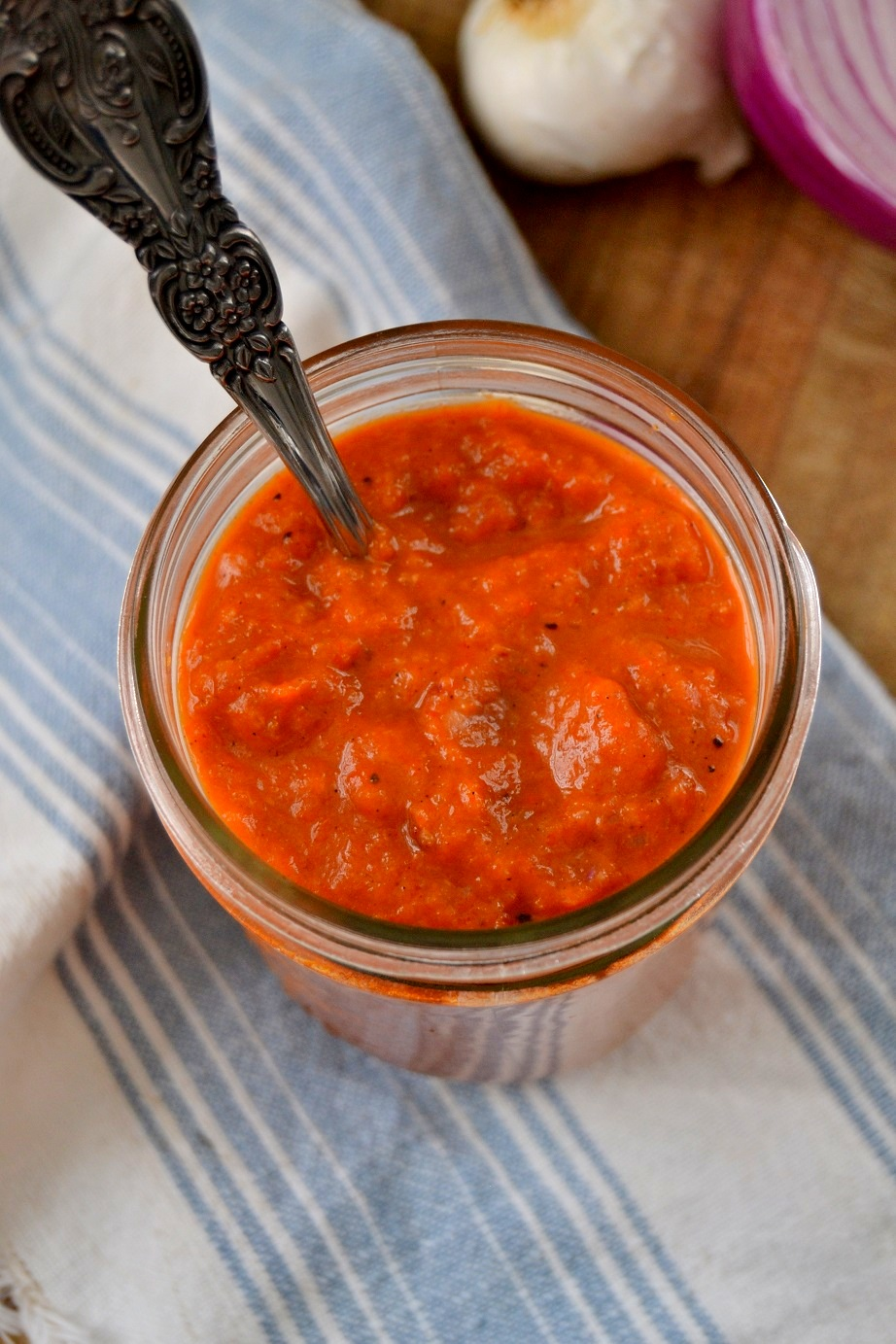 Fair Robin Revival - Roasted Red Pepper Chipotle Sauce