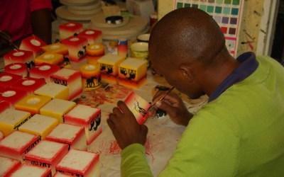 Faires Kunsthandwerk aus Swaziland