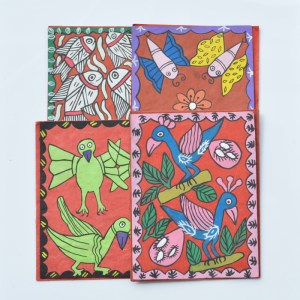 Fair Trade Cards Mithila animals – CPma