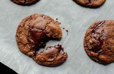 Mischprodukt Schokocookies