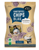 Kartoffel Chips Packung