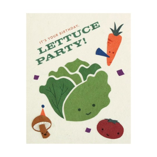 Lettuce-Party-Brithday-Card