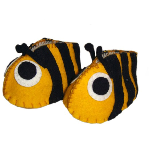 Baby Shoes Bumble Bee