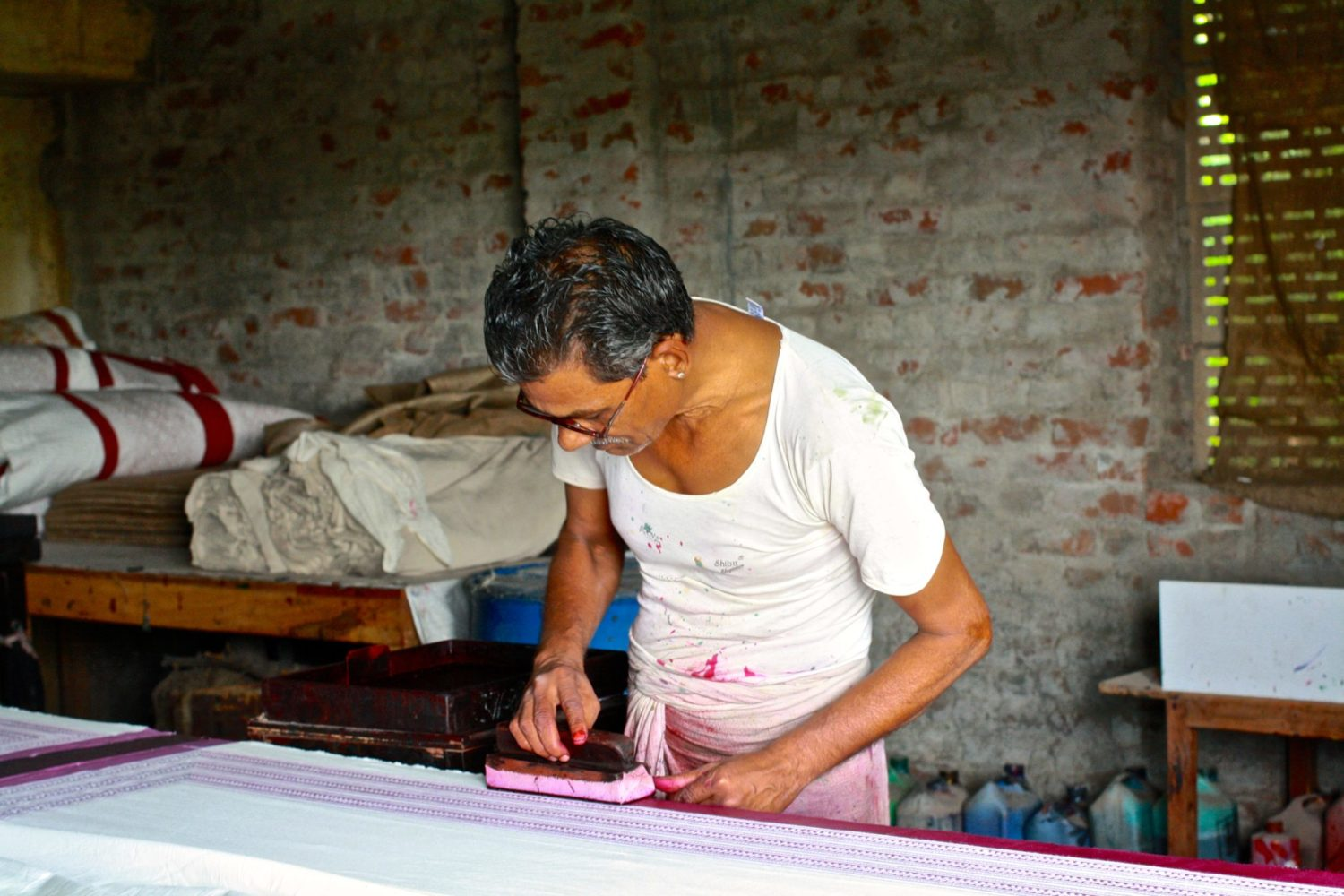 Fair Trade in Action Part 2: The Art of Block Printing