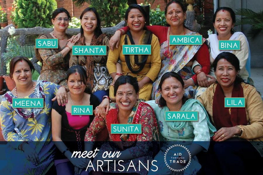 aid through trade artisans