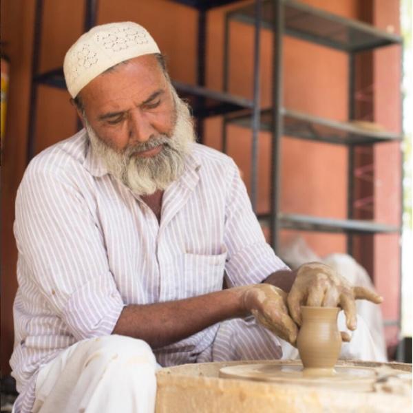 fair trade artisan