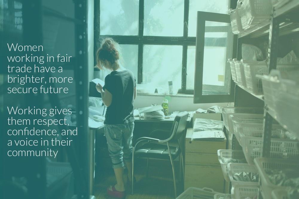 fair trade helps women