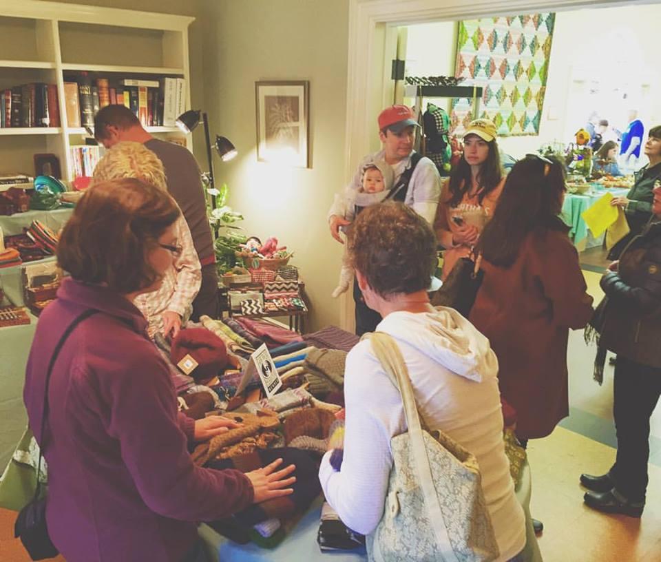host a fair trade sale