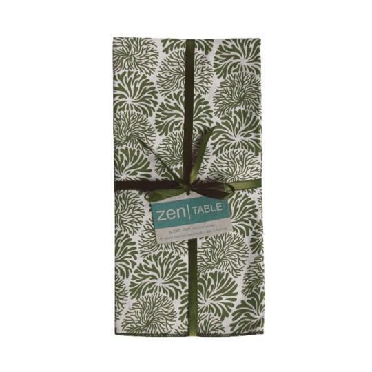 avacado tumbleweed napkins