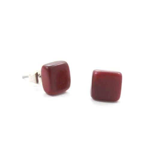 pepito ear-burgundy