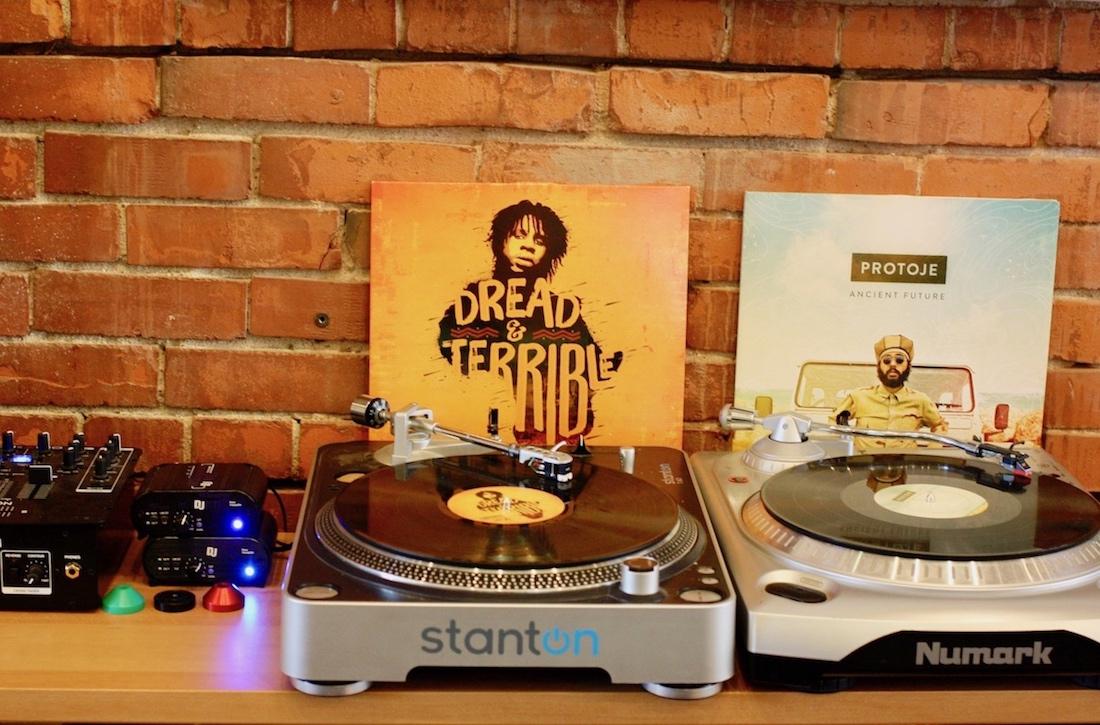 reggae revival vinyl